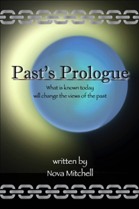 Buy my new novel, 'Past's Prologue'
